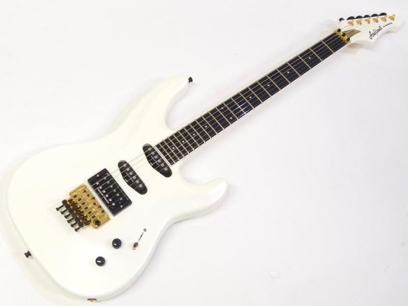 Aria Pro II ( アリアプロ2 ) RS-Custom(PW)【国産エレキギター】【RS カスタム】【限定プライスダウン! 】