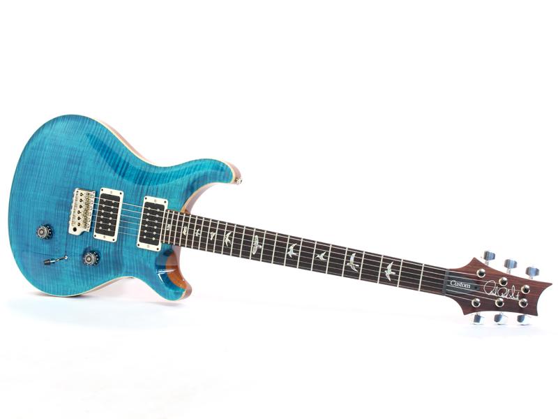 Paul Reed Smith /PRS ( ポール・リード・スミス ) Custom 24 Blue Matteo Pattern Regular Neck【USA ギター KH271487】