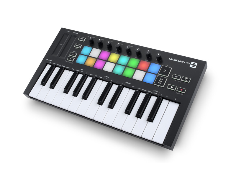 novation ( ノベイション ) Launch KEY mini MK3 ◆ MIDI キーボード  ◆【PC DJ】【MIDIコントローラー】【smtb-k】【w3】
