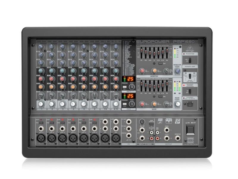 BEHRINGER ( ベリンガー ) PMP1680S EUROPOWER パワードミキサー