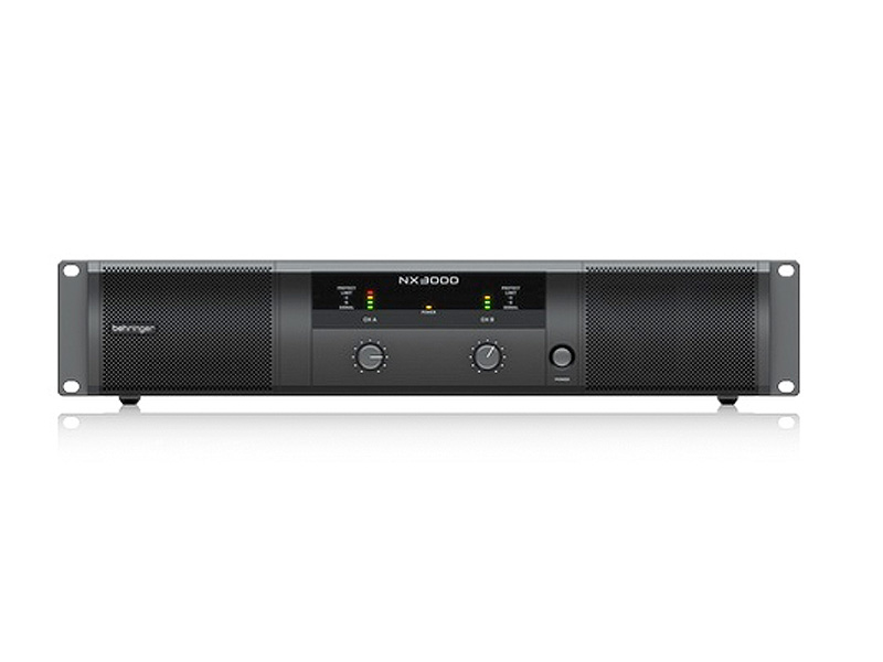 BEHRINGER ( ベリンガー ) NX3000 パワーアンプ NXシリーズ