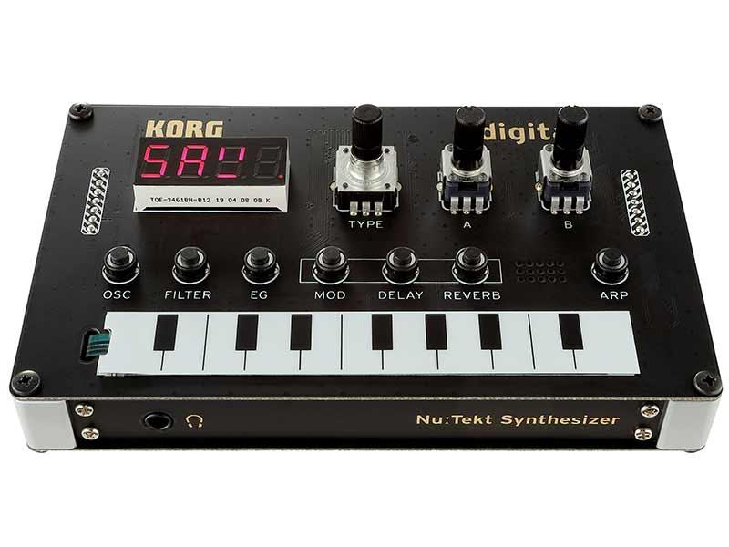 KORG ( コルグ ) Nu:Tekt NTS-1 digital KIT ◆【アナログシンセサイザー】【DTM】【DAW】