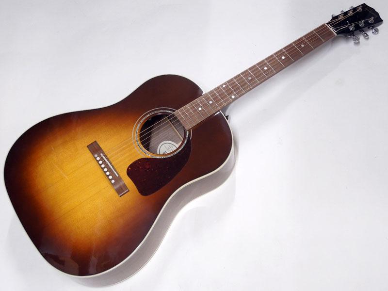 Gibson ( ギブソン ) J-15 Burst 【USA アコースティックギター WO 12669061 】【カイザー KG6 カポタスト プレゼント 】