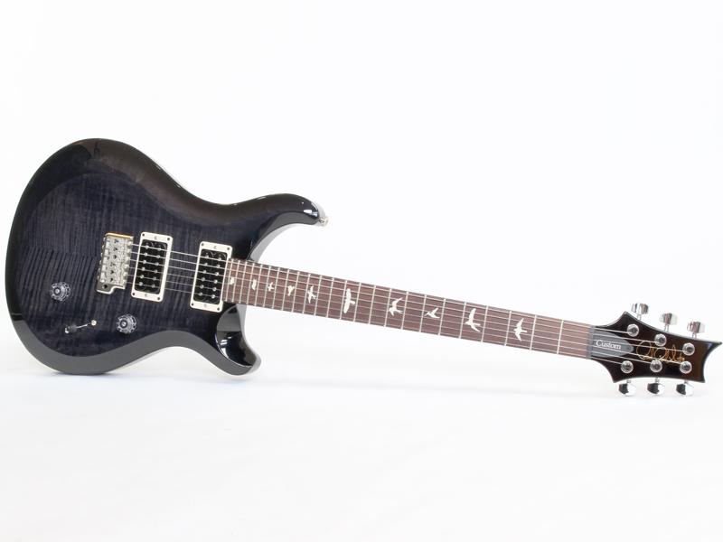 100%本物 Paul Reed Smith /PRS ( ポール・リード・スミス ) S2 Custom 24 Gray Black 【USA ギター 】, コウナンマチ 65e46213