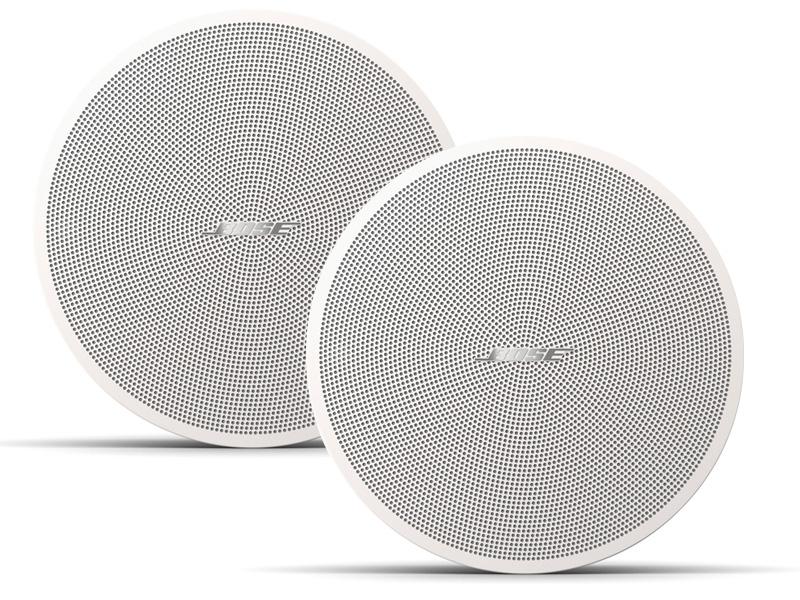 許容入力 連続 16W BOSE ボーズ DM2C-LP PAIR 大人気! 天井埋込型スピーカー WHT AL完売しました DesignMaxシリーズ 白 ペア XS