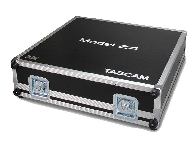 TASCAM ( タスカム ) CS-MODEL24 ◆ Model 24 用ハードケース 【 受注生産品 】