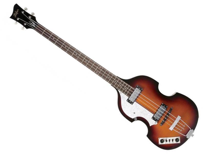 今なら有ります 人気上昇中 レフトハンド バイオリンベース Hofner ヘフナー 左用 SB Ignition Bass LH 販売