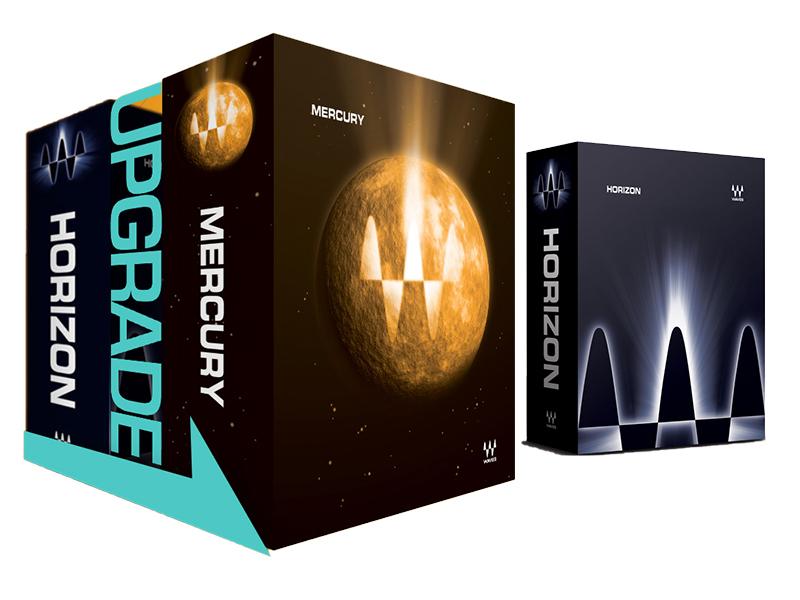 WAVES ( ウェイブス ) Mercury Bundle (Horizon + Mercury Upgrade from Horizon SET)【本数限定プライス】 ◆【DTM】【DAW】