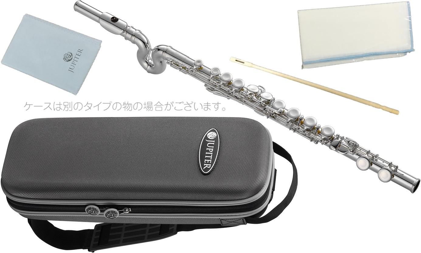 JUPITER ( ジュピター ) JFL700WE Ω型 フルート 子供用 ジュニア Flute JFL-700WE オーム型 管楽器  北海道 沖縄 離島不可