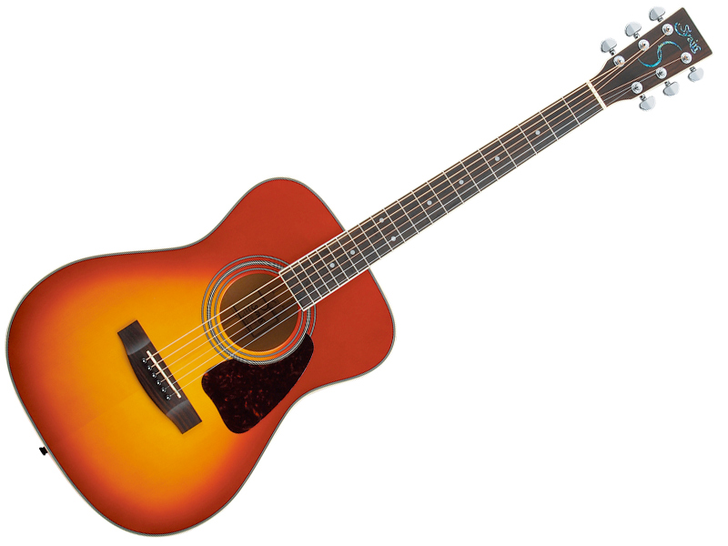 S.Yairi ( エスヤイリ ) YF-3M CB【アコースティックギター 】 フォークギター ドレッドノート