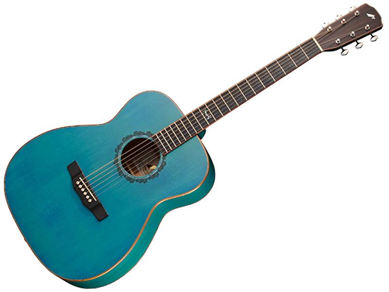 Morris ( モーリス ) FLB80 TQB 【日本製 アコースティックギター 特価品】【応援特価! 】