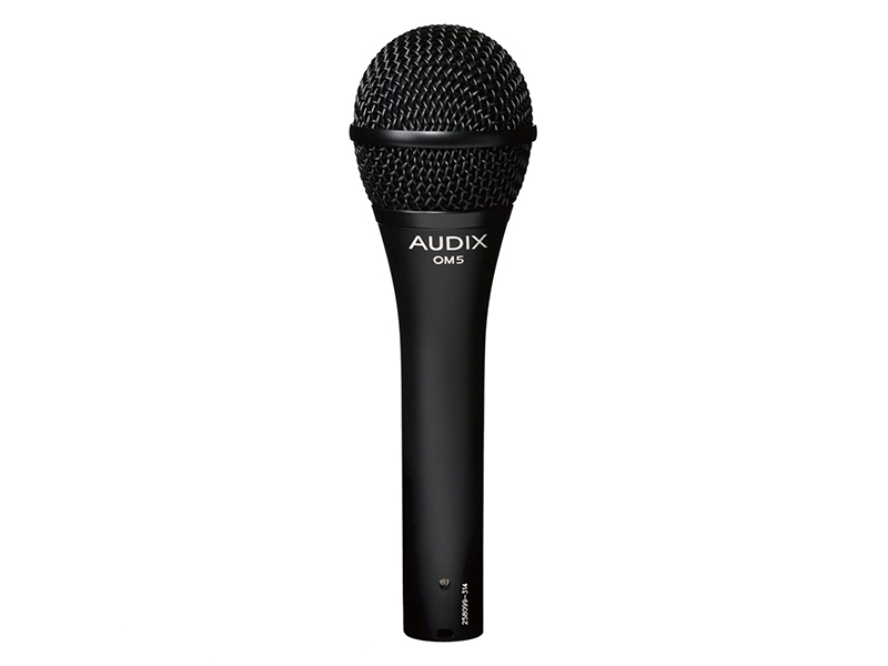 AUDIX ボーカル向けダイナミックマイク AUDIX ( オーディクス ) OM5 ◆ ヴォーカル用ダイナミックマイク