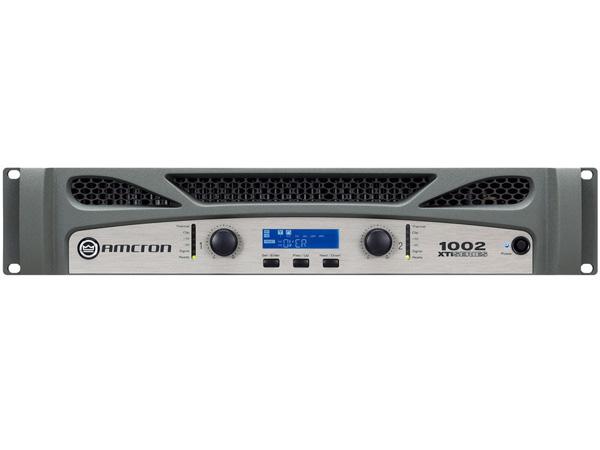 CROWN /AMCRON ( クラウン /アムクロン ) XTi1002 ◆ パワーアンプ ・275W+275W 8Ω [ Xti2 series ]