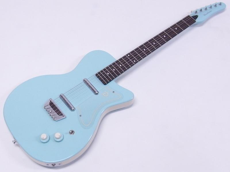 Danelectro ( ダンエレクトロ ) 56 Single Cutaway Guitar(AQUA)【ダンエレ エレキギター 】【特製コースター プレゼント 】