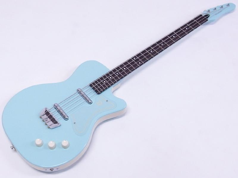 Danelectro ( ダンエレクトロ ) 56 Single Cutaway Bass(AQUA) 【エレキベース】【特製コースター プレゼント 】