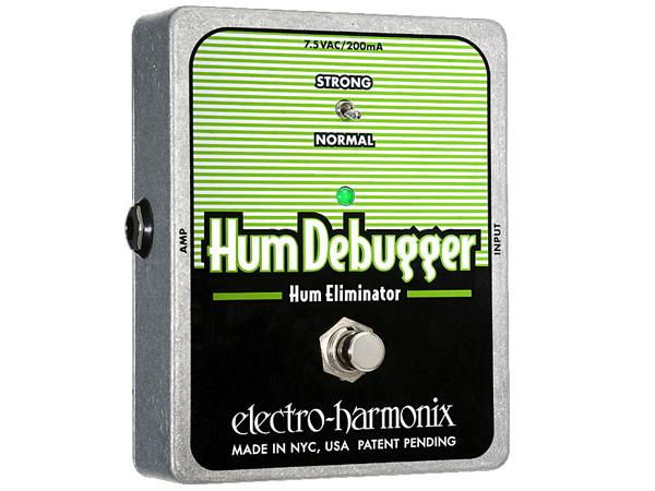 Electro Harmonix ( エレクトロハーモニクス ) Hum Debugger【EH4350】 ◆ コンパクトエフェクター ハムエリミネーター, ディアサーナ雑貨インテリアライフ 8bf4d1e8