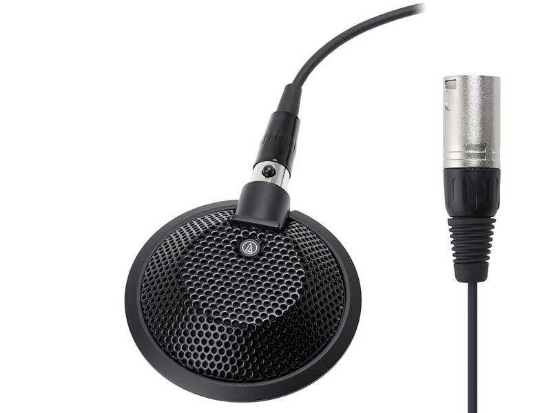 U841R バウンダリーマイク audio-technica セットアップ オーディオテクニカ 無指向性 送料無料 バウンダリー マイクロホン コンデンサー 返品交換不可