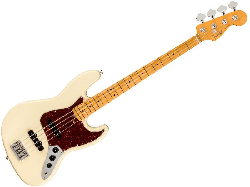 訳あり Fender ( フェンダー Olympic/ ) American MN Professional II Jazz Bass Olympic White/ MN【USA ジャズベース】, ヒシカリチョウ:75303ce0 --- adaclinik.com