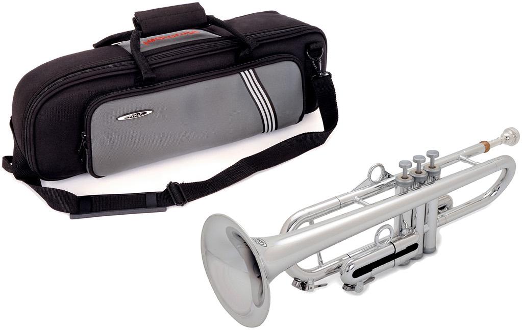 楽器 銀色 プラスチックトランペット ハイブリッド PINSTRUMENTS PTRUMPET1HTS pTrumpet 公式通販 hyTech Silver ハイテック 沖縄 シルバー トランペット trumpet B♭ 北海道 離島不可 Pトランペット 新作送料無料