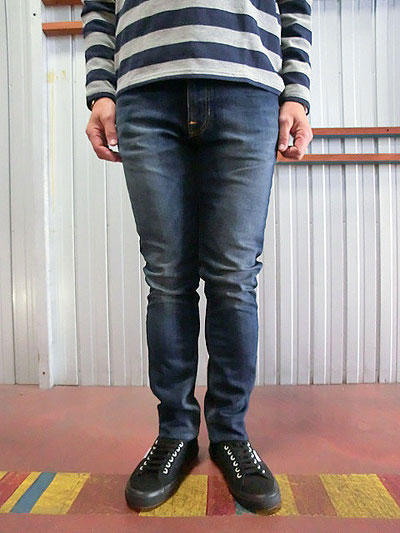 Nudie Jeans ヌーディージーンズ 42161-1266 LEAN DEAN リーンディーン 596カラー【送料無料】