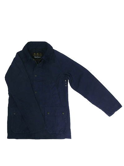 BARBOUR bavua Bedale SL bidet基纤细合身Overdyed NCA0200 inky Blue10P02Mar14