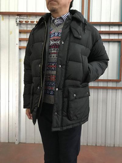 Barbour バブアー【SALE】 国内正規品 SMD0001 BEDALE SL DOWN ビデイルSLダウンジャケット Black ブラック