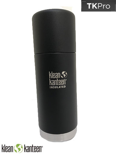 klean kanteen クリーンカンティーン ワイドインスレート KleanKanteen プロTKPro 0.75L 750ml ステンレス水筒シェールブラック
