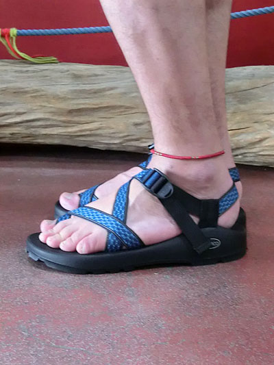 f63119f719d7 Chaco (Chaco) Men s men Z2 UNAWEEP ビブラムウナウィープソール thumb support type sandals  BOWTIE