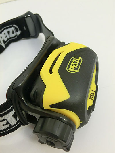 ペツル PETZL NEW PIXA 1 ペツル ニューピクサ 1 E78AHB2 LED ヘッドバンドライト