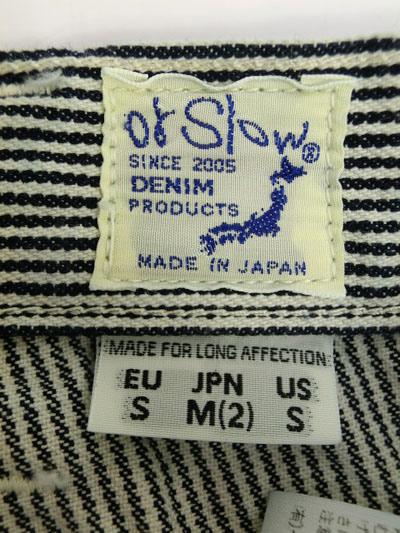 orslow オアスロウ SALE7124 181 SLIM FIT PAINTER SHORTSスリムフィットペインターショーツ Hickory 日本製 送料無料あす楽対応 10P04Jul15SzVqMpUG