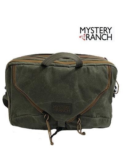 MYSTERY RANCH ミステリーランチ  3WAY ブリーフケース ワックスウッド 送料無料