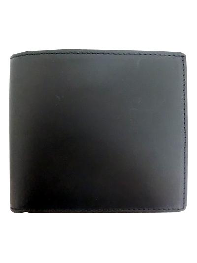 SETTLER セトラー OW1563 COIN CASE WALLET コインケースワレット Black ブラック 2つ折り財布 ギフト【送料無料】【あす楽対応】