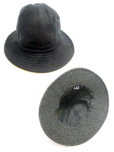 60221ec18efe2 Product made in KAVU turnip Safari Hat wool fabric safari hat Navy Gray  navy gray Japan