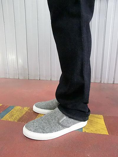 a3304bff4f2 Material Harris Tweed Grey Italy is made in DiEMME DIEMME ディエッメディエメ GARDA  HARRIS ...