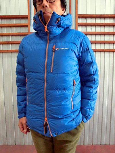 ea4d3361f37c1e MONTANE monte in BLACK ICE 2.0 JACKET black ice 2.0 jacket warmth keeping  multifunctional JK electric-blue down jacket
