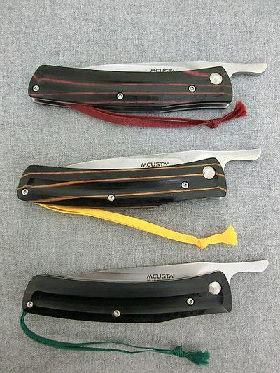 MCUSTA エムカスタ MC0191C フリクションフォルダー スリップジョイント 現代風肥後ナイフ