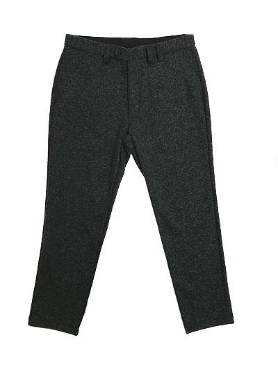 ジャックマン Jackman JM4760 Jersey Trousers ジャージートラウザー Charcoal チャコール