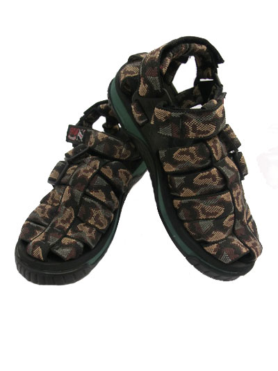 SHAKA SHAKA沙卡体育凉鞋HIKER徒步旅行者GREY PANTHER