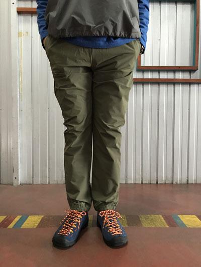 MAMMUT マムート1022-01040 Boulder Light Pants  ボルダーライトパンツ 速乾性 Dark Olive ダークオリーブ