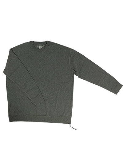 SUNNY SPORTS made in standard LS SUNNY DAY ロングスリーブカットソー HEATHER GRAY【送料無料】【あす楽対応】