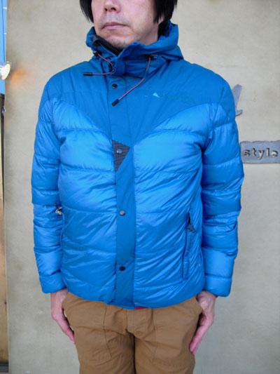 size 40 17048 98f64 KLATTERMUSEN super light weight premium down food down jacket ATLE JACKET