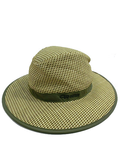 804cc089b8e gaku online shop  OUTDOOR RESEARCH (outdoor research) Papyrus Brim Sun Hat  パピルスブリムハット Khaki khaki straw hat