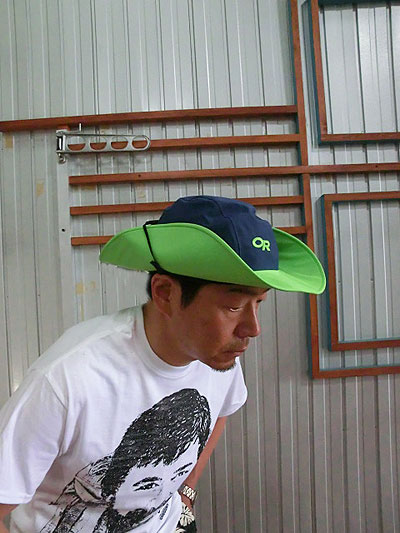 9afc40699fb It is activity 82130 ABYSS APPLE in OUTDOOR RESEARCH (outdoor research) Gore -Tex Seattle Sombrero Seattle sombrero rain hat outdoors festival