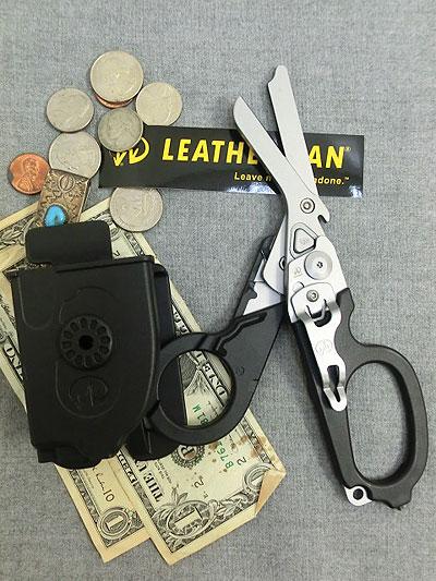 LEATHERMAN レザーマン RAPTOR  ラプター レスキュー災害対策 メディカルハサミ USA製