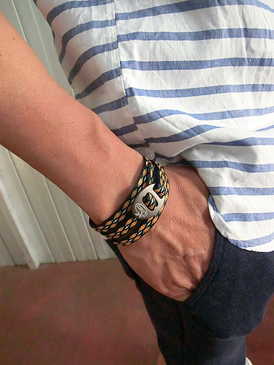 List Of Chaco Strap Three Folds Winding Bracelet