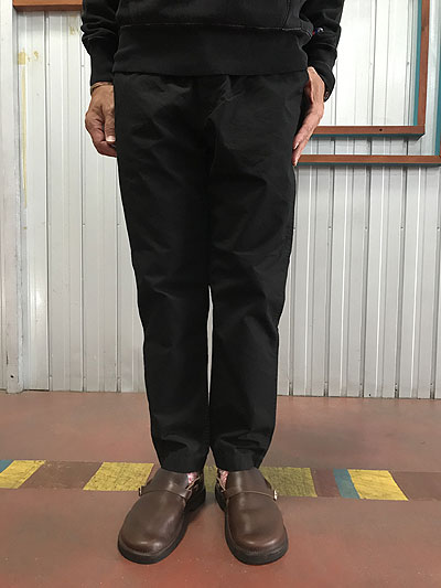 オアスロウ 03-1002-61 orSlow(オアスロウ)NEW YORKER ニューヨーカー Black ブラック Made in Japan 送料無料