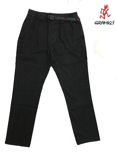 Gramicciグラミチ GMP-009 DENIM NNPANTS デニムNNパンツ Black ブラック クライミングデニムパンツ