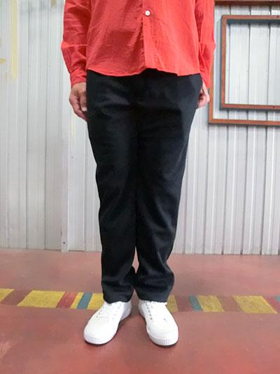 【SALE】Jackman ジャックマン JM4810 Jersey Trousers ダークネイビー 送料無料 日本製