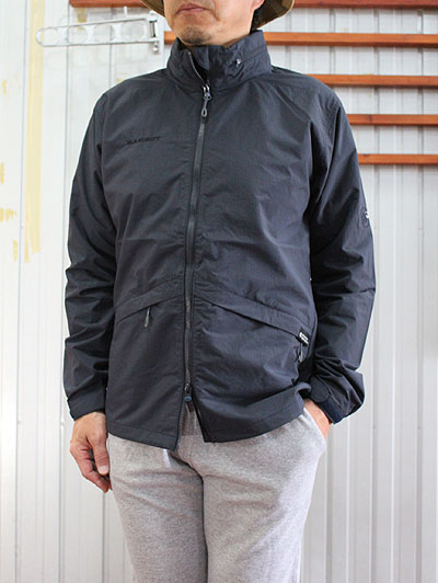 【SALE】MAMMUT (マムート) MOUNTAIN TUFF Jacket マウンテンジャケット Marine 送料無料