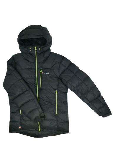 f254ddf5dc0604 MONTANE (monte in) BLACK ICE 2.0 JACKET black ice 2.0 jacket warmth keeping  multifunctional down jacket black